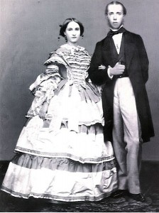 Prince Maximilian and Princess Charlotte