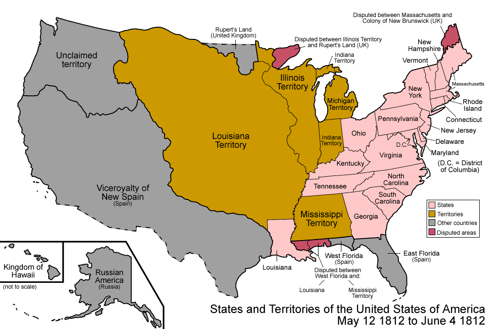 The British View the War of 1812 Quite Differently Than Americans Do