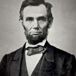 How has Hollywood treated Abraham Lincoln?