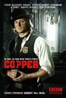 Copper: BBC America's grit-free look at New York City during the Civil War.