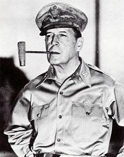 Image result for macarthur korean war