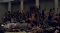 Spartacus Season Three