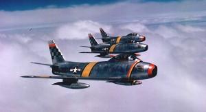 F-86 Sabres