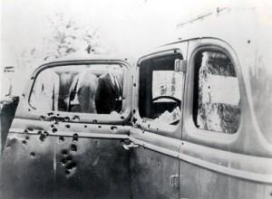 Bonnie Clyde Car