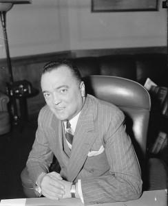 J.Edgar Hoover (1940)