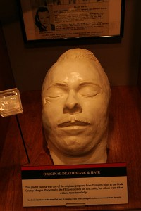 Dillinger Death Mask