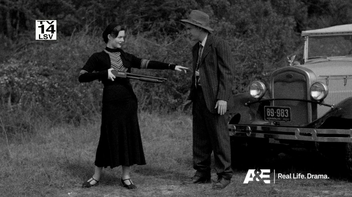 Bonnie and Clyde » historyonfilm.com