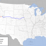 Transcontinental Railroad Timeline