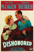 WWI in Classic Film: Dishonored (1931)
