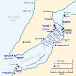 Dardanelles defences 1915-2