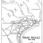 The Texan Revolution (1835-1836)