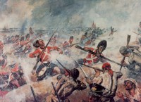 How has Hollywood treated the War of 1812?