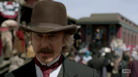 Hell on Wheels Season Four-each season has less and less to do with reality.